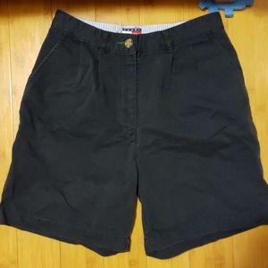 Vintage Tommy Hilfiger size 6 cargo navy shorts
